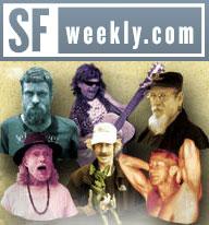 SFWeekly logo Nonconformity Still Reigns