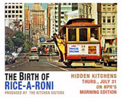 Rice-A-Roni - the San Francisco Treat