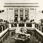 steinhart aquarium opening 1923