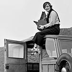 dorothea lange car