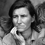 lange - migrant mother