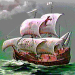 Spanish galleon - Cermeno