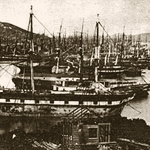 san francisco harbor 1849