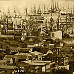 san francisco harbor 1851