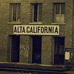 alta california newspaper building
