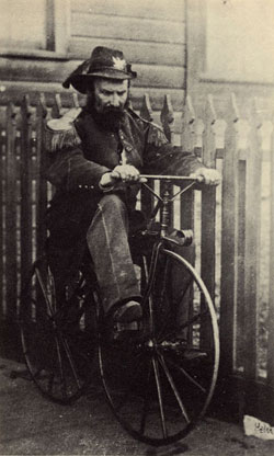 Emperor Norton bicycle