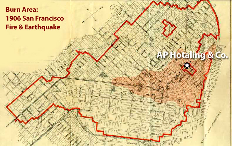 San Francisco history timecapsule podcast 042009 Hotalings
